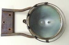 ANCIEN PROJECTEUR LAMPE MARCHAL DESIGN  INDUSTRIEL Déco loft garage atelier