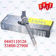 ERIKC Bosch Diesel Injector 0445110126 33800-27900 5263319 for Sportage Santa Fe