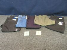7 WOMEN'S LADIES SM 4 BASIC LOT EDITION PANTS JEANS CLOTHING  CLASSIC RELAX FIT