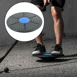 Wobble Balance Board Round Yoga Fitness Stability Core Trainer Disc Gym Tool