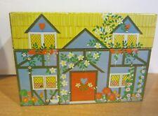Vintage  HALLMARK  Recipe Box - house design