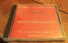 Songs of Victory Betsy Archuleta