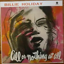 BILLIE HOLIDAY - All Or Nothing At All / Vinyle LP
