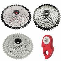Bicycle Cassette 10 Speed 11-40T/42T/46T MTB Mountain Bike Cycling Freewheels