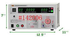220V Intput Voltage Withstand Hi-Pot Tester-2670Am for Testing 5Kv Industry New