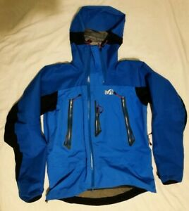 Millet Radikal GTX Jacket Gore Tex Pro Shell Mountaineering Size L US M $489MSRP