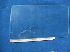 1968 1972 Chevy Pontiac Buick Oldsmobile 2 Dr. Sedan Driver Door Window Glass