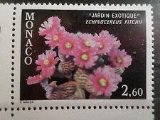 MONACO 1982, timbre 1309, plantes, fleurs, neuf**