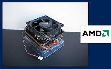 AMD FX Heatsink CPU Fan for 8000 6000 Series Socket AM2 AM3 New Near Silent Fan