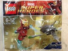 *BRAND NEW* Lego 30167 Super Heroes Avengers IRON MAN vs FIGHTING DRONE