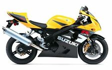 SUZUKI TOUCH UP PAINT KIT 04 GSXR750 BLACK AND YELLOW.