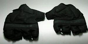 BBB Fingerless Savegrip  With Gel Liner Cycling Biking Gloves XXL