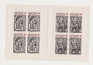 France carnet croix rouge 1961 **