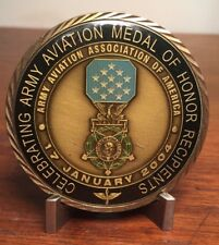 Army Aviation Medal of Honor Recipients Army Aviation Ball Seoul, Korea 2004