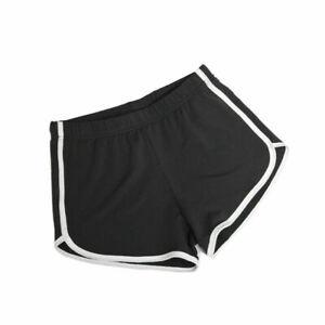 Women Sports Shorts Yoga Casual Gym Lady Jogging Lounge Summer Beach Pants