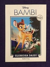 Disney Bambi Gloriosa Daisy Seed Collectible Movie Club Exclusive! New & Sealed