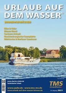 Urlaub auf dem Wasser 2021 Binnengewässer Ost neu