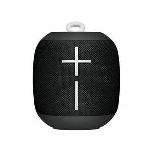 Logitech UE WONDERBOOM Portable Waterproof Bluetooth Speaker - Black