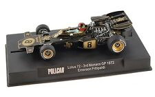 Slot It Policar Lotus 72 #8 - 1972 Monaco GP 3rd 1/32 Scale Slot Car CAR02C