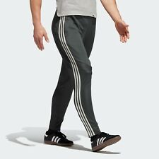 Adidas Tiro 19 Mens Soccer Training Pants Grey & White DZ6168 SMALL $45.00