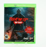 Friday the 13th: Xbox One [Brand New]