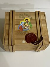 Polonaise Holy Family Box Set Ornaments Kurt Adler
