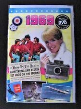 24039 1969 DVD CARD DVDCARD BIRTHDAY GREETING HISTORY