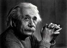 Albert Einstein PHOTO Physicist Genius Scientist