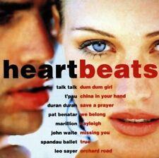 Heartbeats Cutting Crew, Marillion, JOhn Waite, Kim Carnes, Pat Benatar.. [2 CD]
