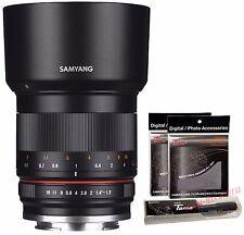 Samyang 50mm F1.2 as UMC CS Lens for Sony E Mount