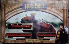 Bachmann HO Scale Harry Potter Hogwarts Express Train Set UNASSEMBLED! VG+ to LN