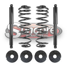 95-03 Ford Windstar Rear Air Suspension to Coil Springs & Shocks Conversion Kit