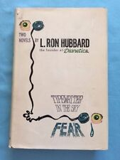 TYPEWRITER IN THE SKY AND FEAR - FIRST EDITION BY L. RON HUBBARD