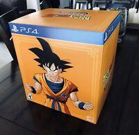 DragonBall Z Kakarot PS4 Collector's Edition BOX ONLY (No Game) Dragon Ball Z