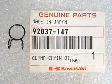 Kawasaki NOS NEW  92037-147 Oiler Chain Clamp H2 EL EN ER EX KL KX KZ 1972-2014