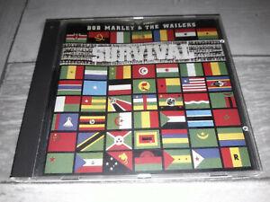 Bob Marley & The Wailers - Survival - Album - 1979
