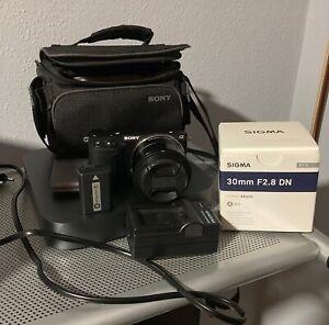 SONY NEX 5R Sigma 30mm