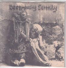 "DECOMPOSING SERENITY / VISCERA - split EP  7"""