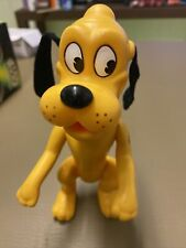 New listing vintage Walt Disney Productions Pluto Rubber toy made in Japan Mickey Mouse