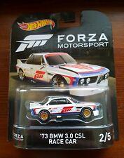 Hot Wheels Forza Motorsport '73 Bmw CSL Race Car . Selten