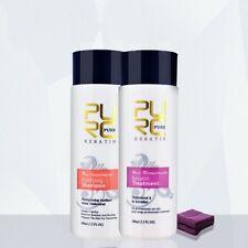 Trattamento raddrizzamento capelli cheratina | raddrizzamento 5% FORMALINA | Shampoo