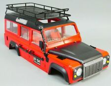 RC Truck METAL ROOF RACK For RC Land Rover Defender 110 Traxxas Defender