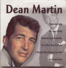 DEAN MARTIN – CD (2000) 20 TRACKS: SLOW BOAT TO CHINA, FAR AWAY PLACES ETC