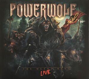 The Metal Mass-Live von Powerwolf CD