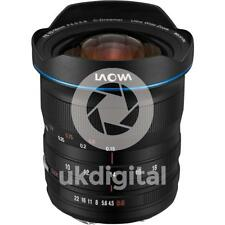 Laowa 10-18mm f/4.5-5.6 Zoom Lens - Sony FE