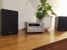 Philips kompakt-stereoanlage DCM 2020/12 Kompaktanlage Anlage MP3 USB CD RADIO