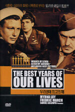The Best Years of Our Lives (1946) Fredric March, Dana Andrews DVD *NEW