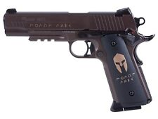 SIG Sauer 1911 Spartan .177 Caliber Full Metal Blowback CO2 Air BB Pistol Gun