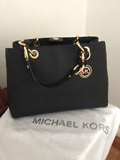 Michael Kors Cynthia medium leather womens satchel from USA