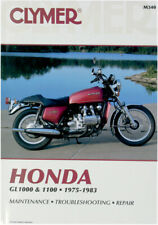 clymer repair manual for honda gl1000 1975-1979, gl1100 interstate 1980-1983